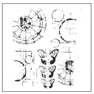 Schablone TCW Specimens 30 x 30 cm