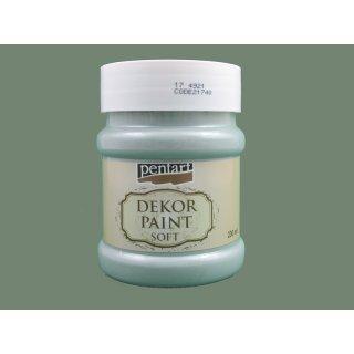 Soft Dekor Farbe Khaki Grün 230 ml
