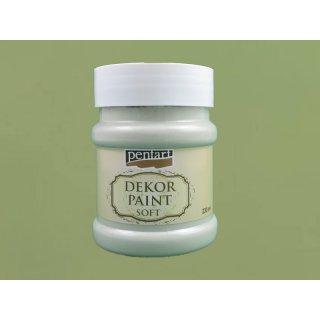 Soft Dekor Farbe Olive 230 ml