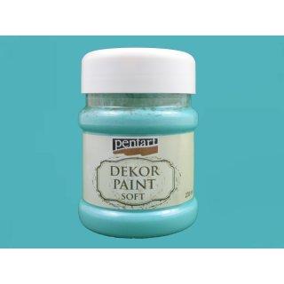 Soft Dekor Farbe Türkisblau 230 ml