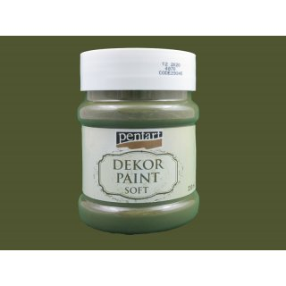 Soft Dekor Farbe Schlamm 230 ml