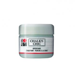 Marabu Chalky-Chic Kreidefarbe Steingrau 225ml