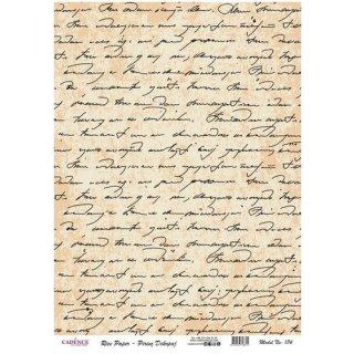 Reispapier Cadence Schriftenpapier DIN A3