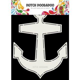 Schablone Dutch Doobadoo Dutch Mask Art A5 Anker